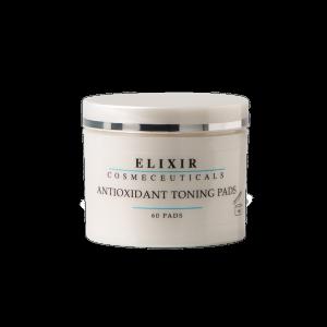 Bilde av Elixir Antioxidant Toning Pads 60stk