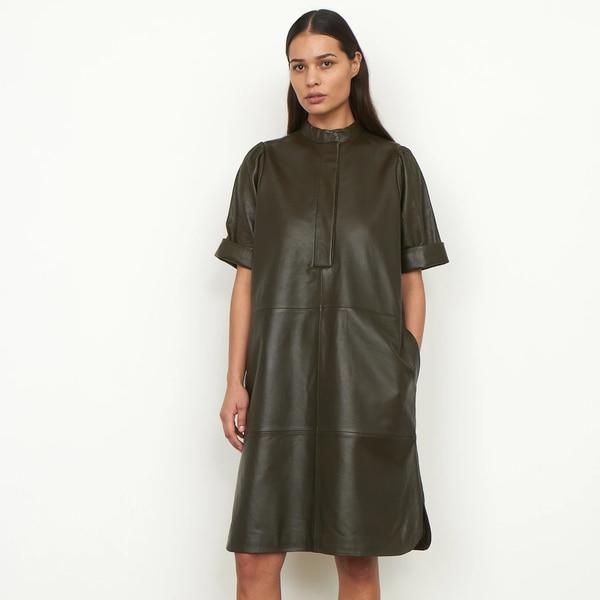 Bilde av Second Female - Skinn kjole Indie