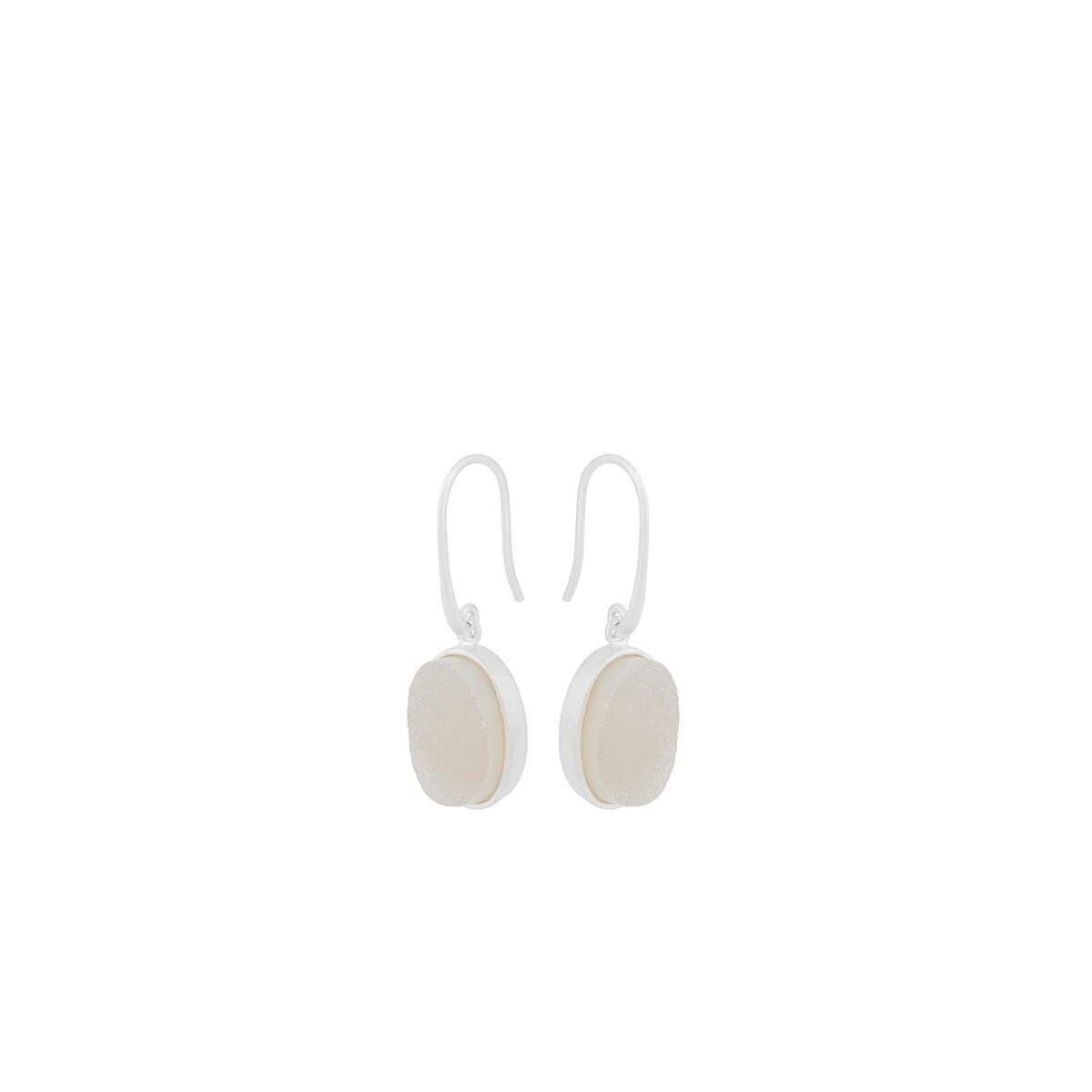 Pernille Corydon - Øreringer Haze Earrings Sølv