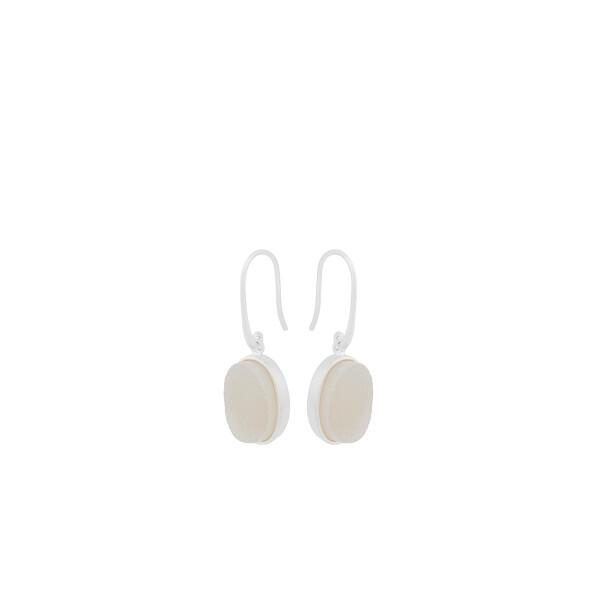 Bilde av Pernille Corydon - Øreringer Haze Earrings Sølv
