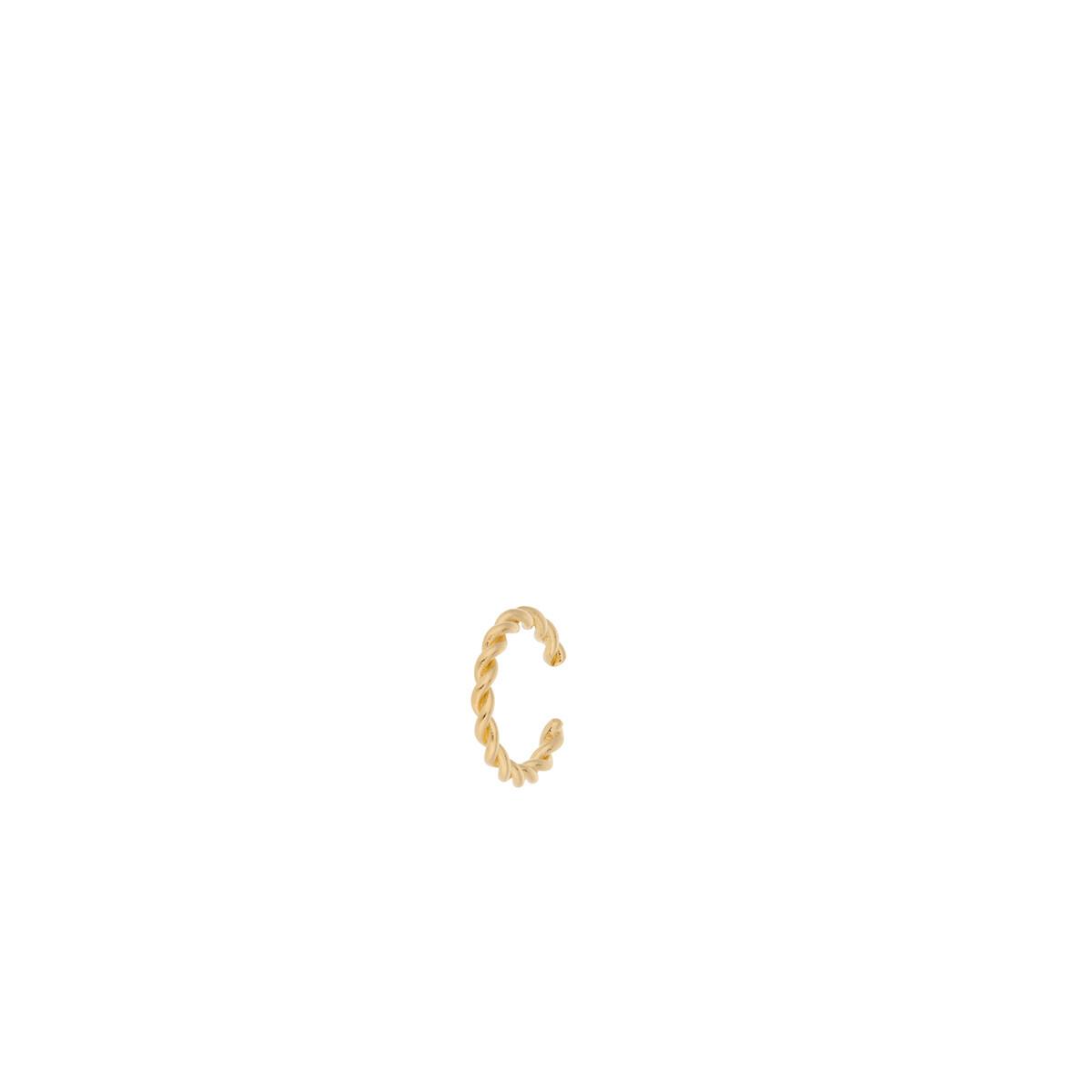 Pernille Corydon - Twisted Ear Cuff One Piece Gull