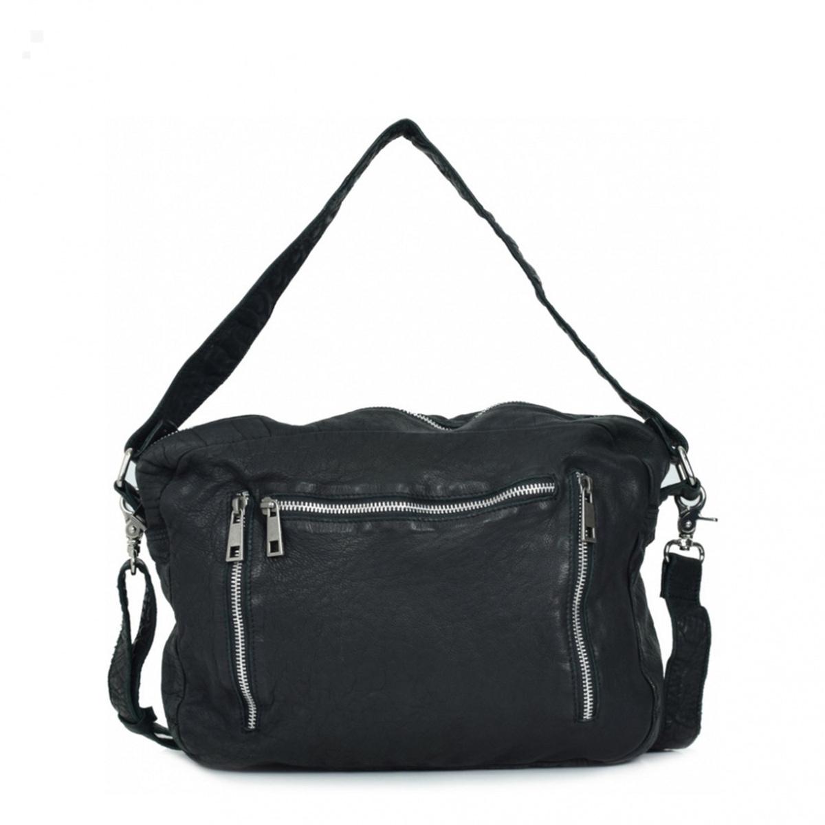 Núnoo Bag - Andrea Washed Black