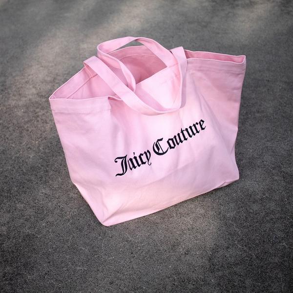 Bilde av Juicy Couture - Canvas Shopper