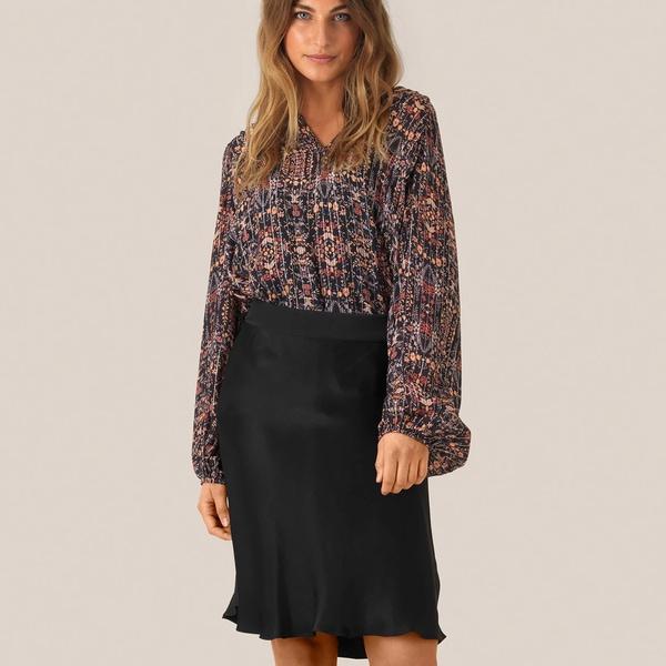 Bilde av Second Female - Eddy MW Short skirt Black