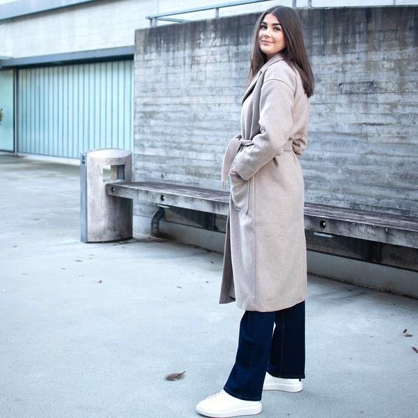 Bilde av Moss Copenhagen - Kåpe Secilia jacket