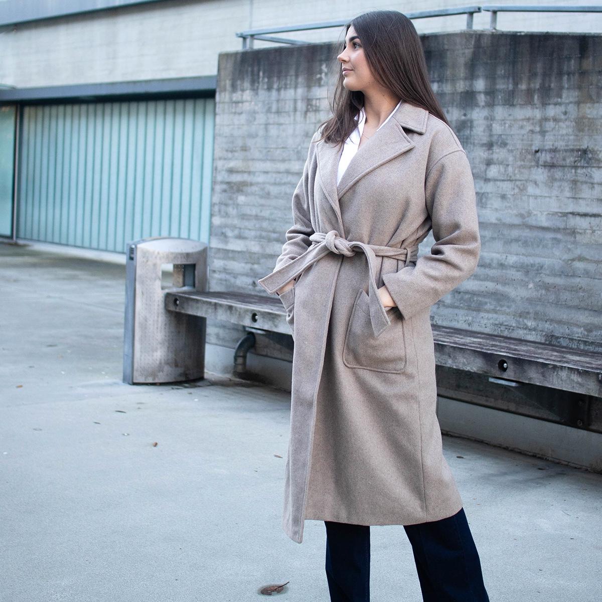 Moss Copenhagen - Kåpe Secilia jacket