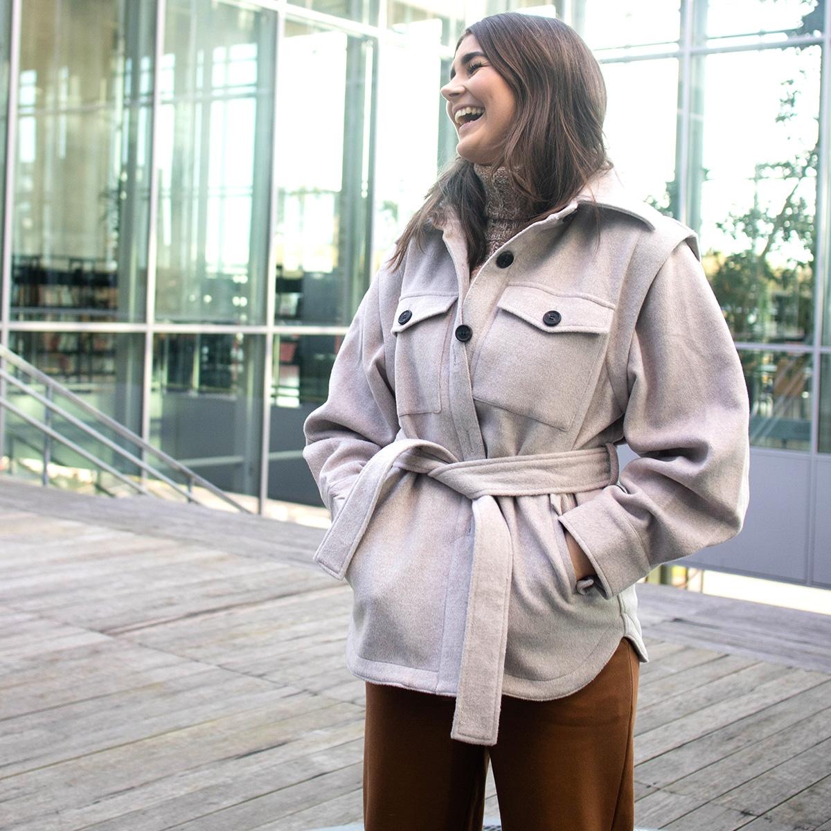 Norr - Jakke Cinda 2-in-1 jacket