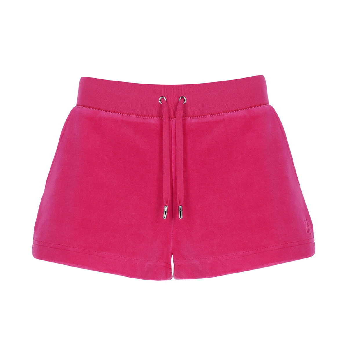 Juicy Couture - Shorts Eve Cotton Rich Rasberry