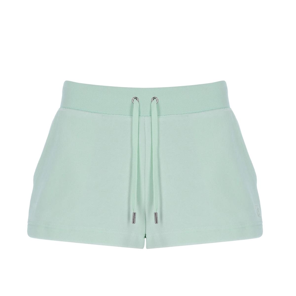 Juicy Couture - Shorts Eve Cotton Rich Mint