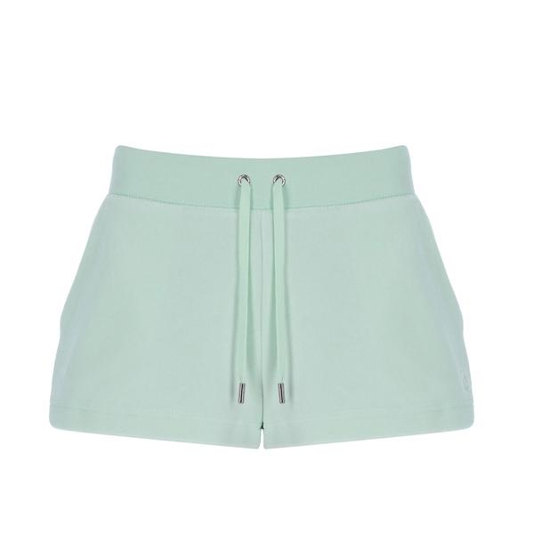 Bilde av Juicy Couture - Shorts Eve Cotton Rich Mint