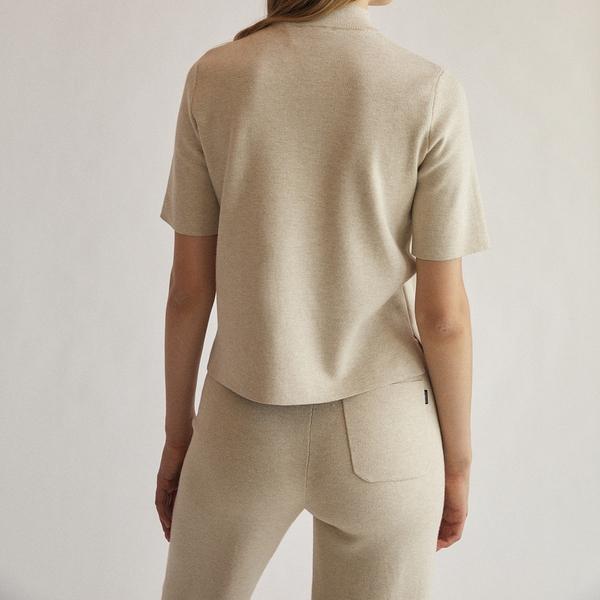 Bilde av Ecoalf - Bukse Cegalf  Linen Melange