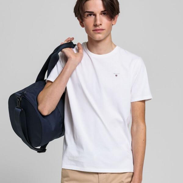 Bilde av GANT - The Original T-Skjorte Hvit