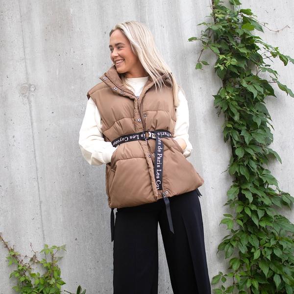 Bilde av Second Female - Vest Buffie Waistcoat