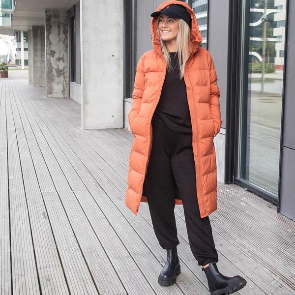 Bilde av Jazz - Calina Boblekåpe Orange