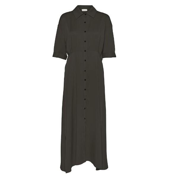 Bilde av Norr - Kjole Jade Maxi Dress Svart
