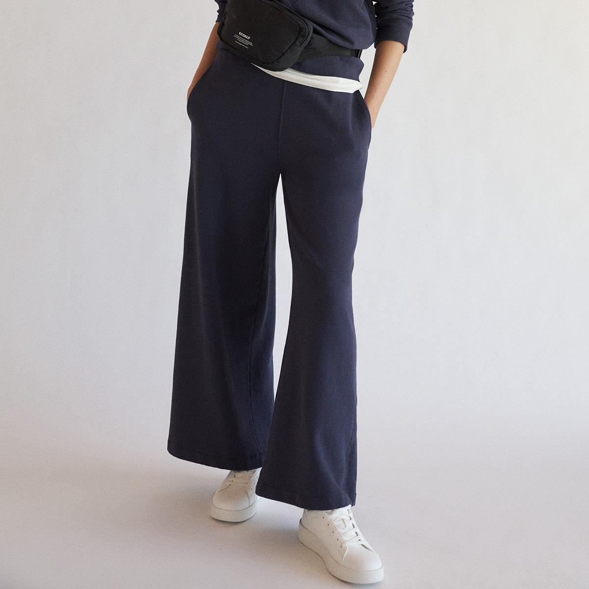 Ecoalf - Bukse Penelopa deep Navy