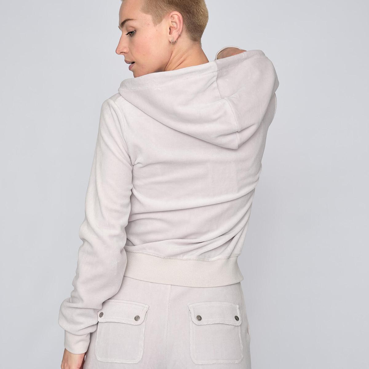 Juicy Couture - Jakke Robertson Cotton Rich Quiet Grey