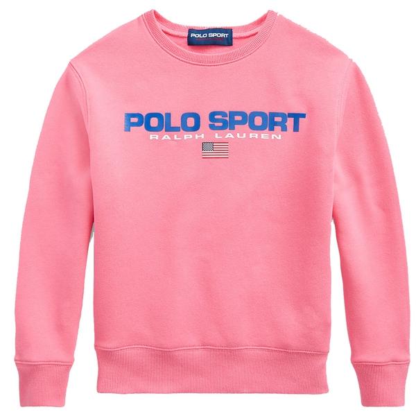 Bilde av Polo Ralph Lauren Teens - Sport Retro Sweat Logo