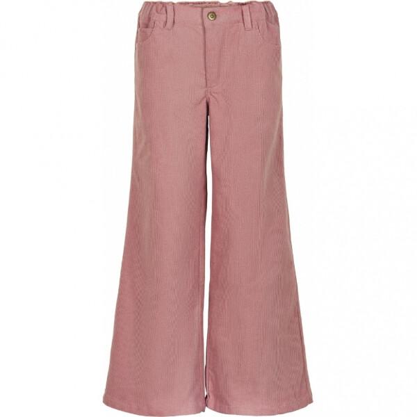 Bilde av The New - Omila Wide Cord Pants Peach