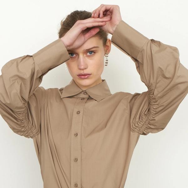 Bilde av Second Female - Bluse Phoebe Detail Shirt