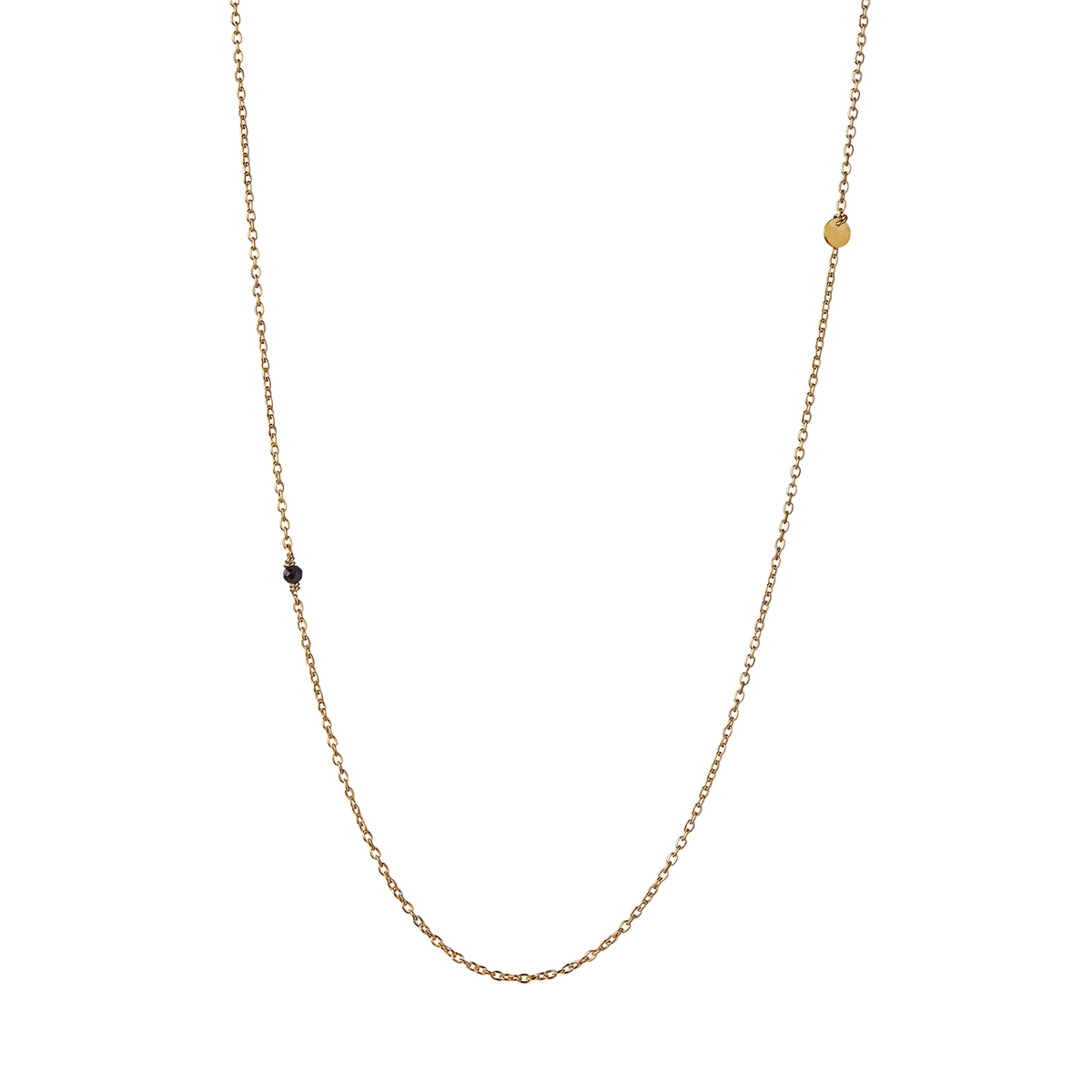 Stine A - Smykke Chain with Petit Coin