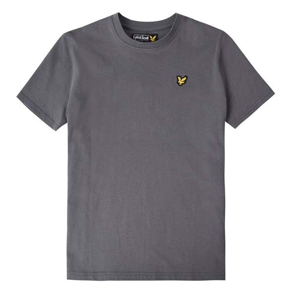 Bilde av Lyle & Scott - Klassisk T-skjorte Smoked Pearl