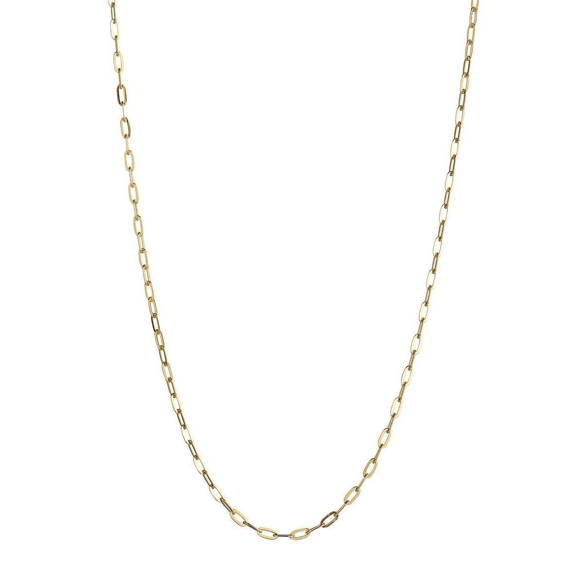 Stine A - Smykke Petit Chunky Pendant Chain Gold