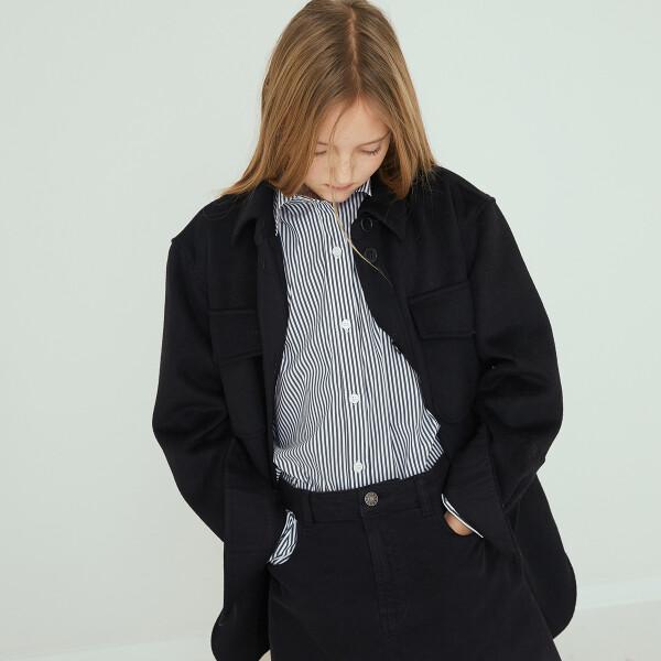 Bilde av Designers Remix Girls - Skjortejakke Julie