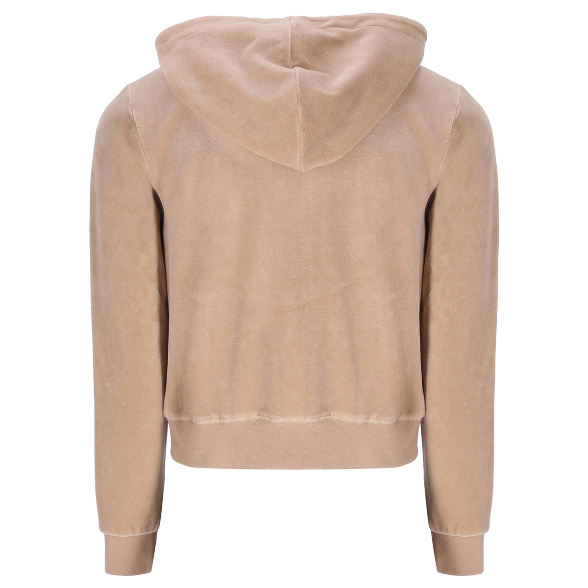 Juicy Couture - Jakke Roberston Velour Warm Taupe