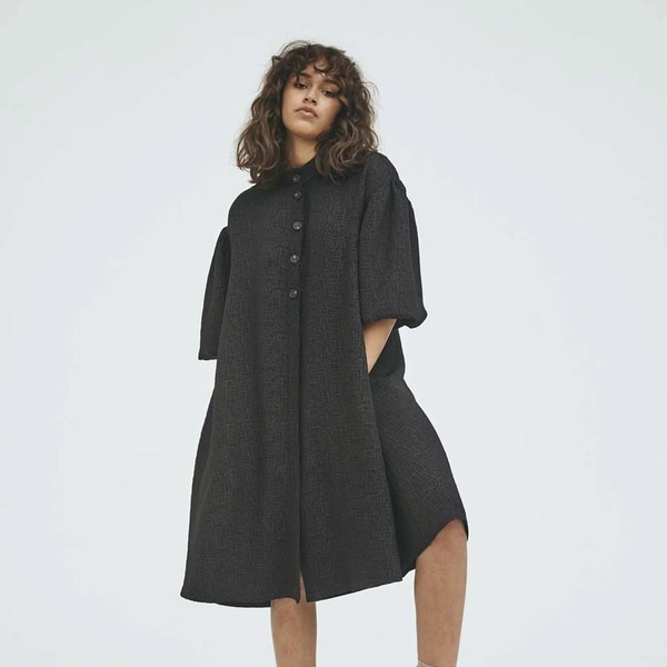 Bilde av Norr - Kjole Marbella Dress Svart
