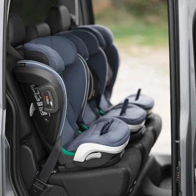 Bilde av BeSafe iZi Flex FIX i-Size, Fresh Black Cab