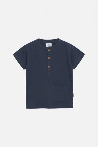 Bilde av Hust&Claire Anders T-Shirt, Blue Moon