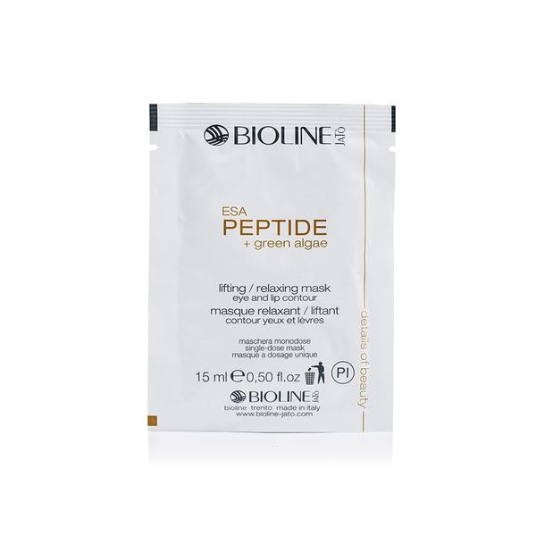 Bilde av Bioline Details Of Beauty EsaPeptide Lifting Eye/Lip Mask 5x15ml