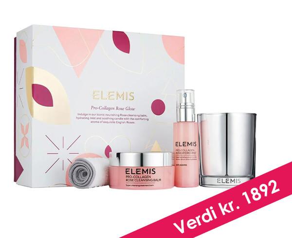 Bilde av Elemis Pro-Collagen Rose Glow Kit
