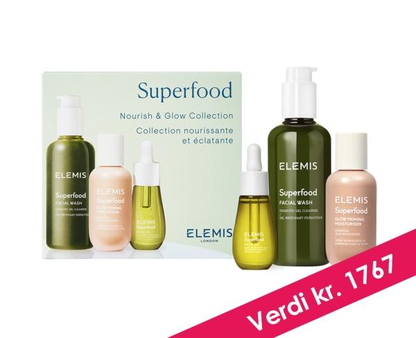 Bilde av Elemis Superfood Nourish and Glow Kit