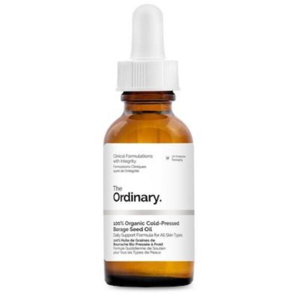 Bilde av The Ordinary 100% Organic Cold-Pressed Borage Seed Oil 30ml