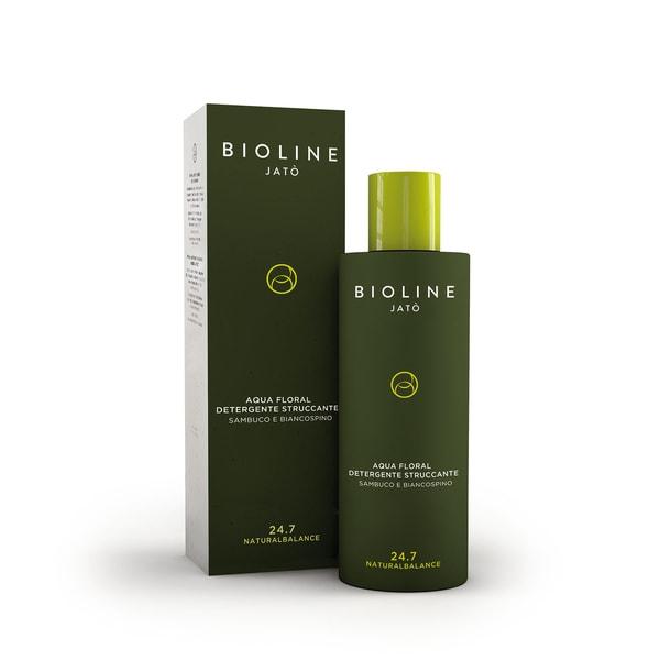 Bilde av Bioline 24.7 Aqua Floral Cleansing Make-Up Remover 200ml