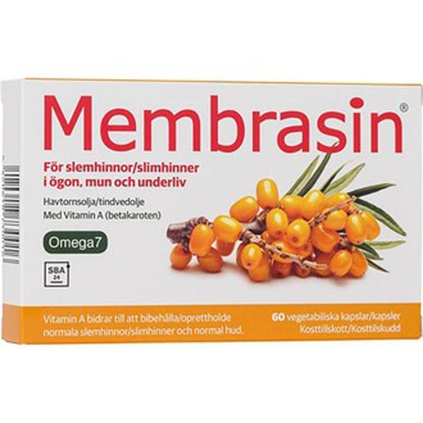 Bilde av Membrasin omega-7 m/tindvedolje 60kap