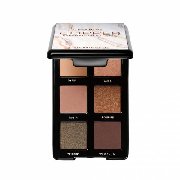 Bilde av bareMinerals Gen Nude Eyeshadow Palette Copper