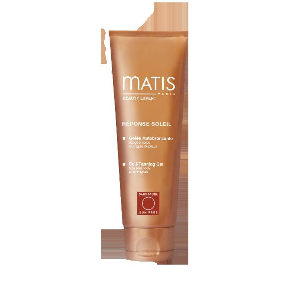 Bilde av Matis Réponse Soleil Self-Tanning Gel For Face & Body 150 ml