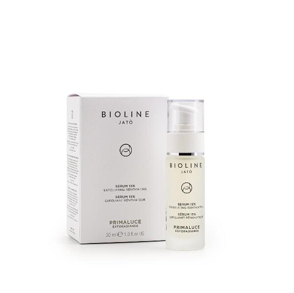 Bilde av Bioline Primaluce Exfoliating Renovating Serum 15% 30ml