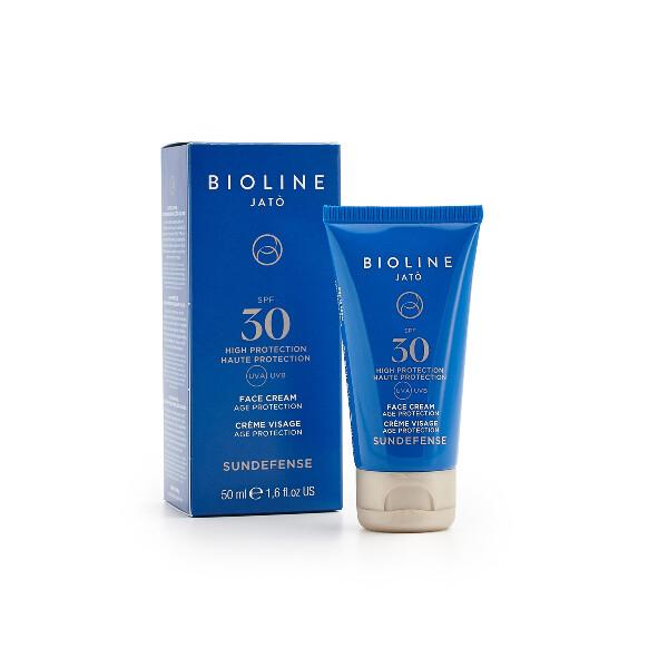 Bilde av Bioline Sundefense High Protection SPF30 Face Cream 50ml