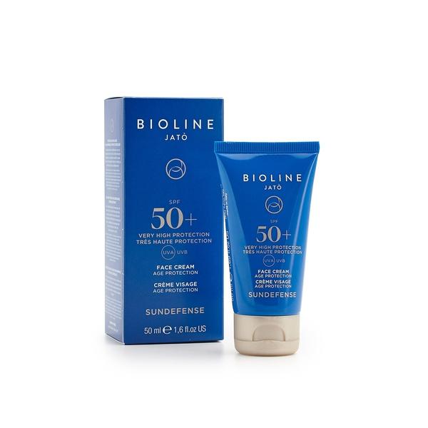 Bilde av Bioline Sundefense Very High Protection SPF50+ Face Cream 50ml