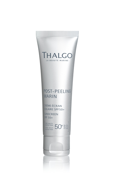 Bilde av Thalgo Peeling Marine Sunscreen SPF50+ 50 ml