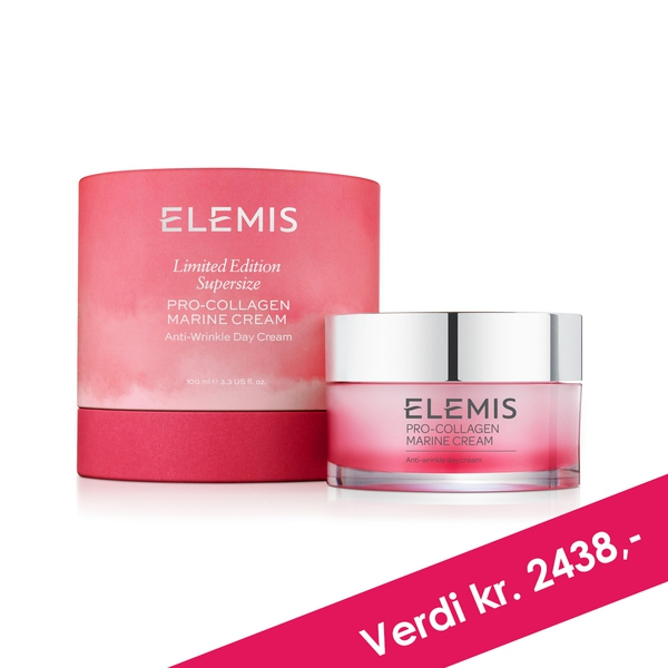 Bilde av Elemis Pro-Collagen Marine Cream BCC 2020 100ml