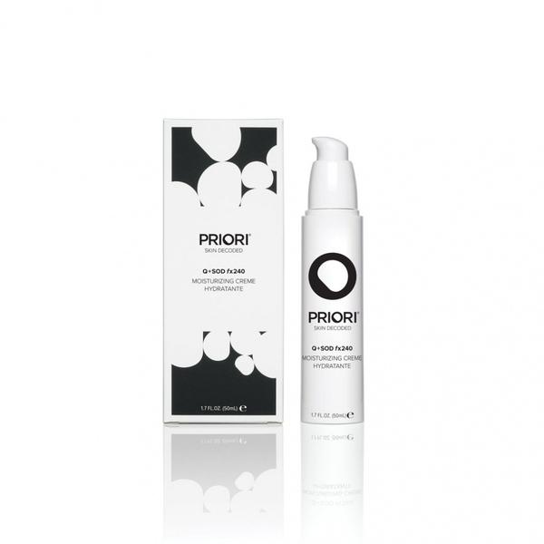 Bilde av PRIORI Q+ SOD fx240 - Moisturizing Cream 50ml