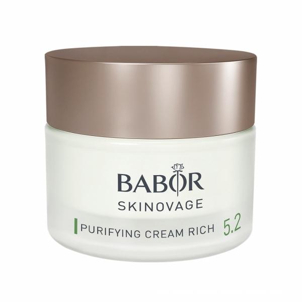 Bilde av Babor Skinovage Purifying Cream Rich 50ml