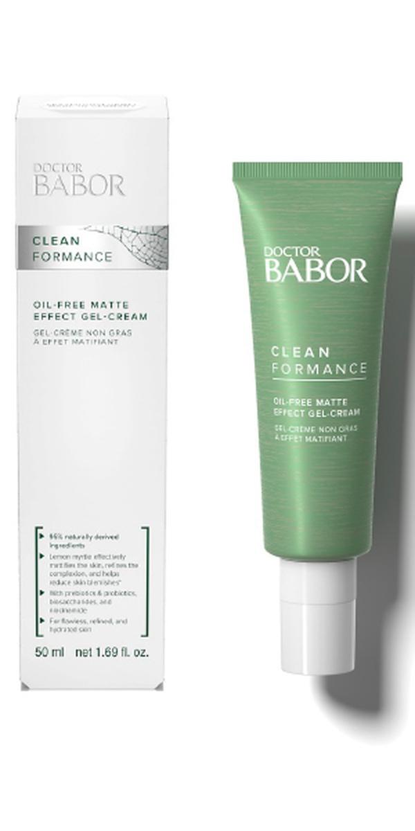 Babor Cleanformance Oil-Free Matte Effect Cream 50ml