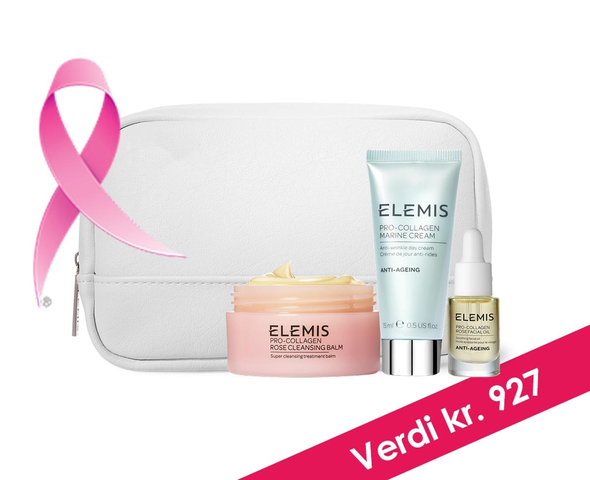 Elemis Breast Cancer Awareness Kit