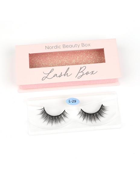 Bilde av Nordic Beauty Box Lash Box Date (M)